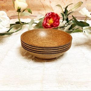 Wooden Salsa Bowl Set made in the USA